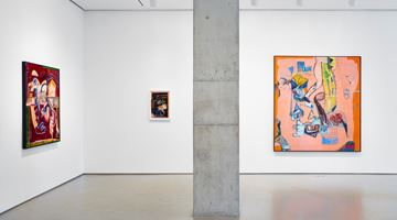 Contemporary art exhibition, Sarah Dwyer, Tink at Jane Lombard Gallery, New York