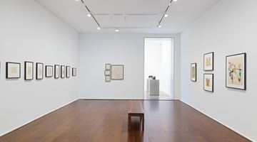 Contemporary art exhibition, Eva Hesse, Forms Larger and Bolder: EVA HESSE DRAWINGS from the Allen Memorial Art Museum at Oberlin College at Hauser & Wirth, New York