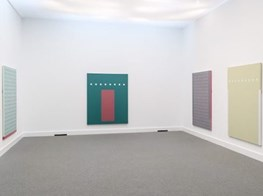 Charley Peters: 'Painting, Writing, Abstraction and the Spaces In-between: In Conversation with Tess Jaray'