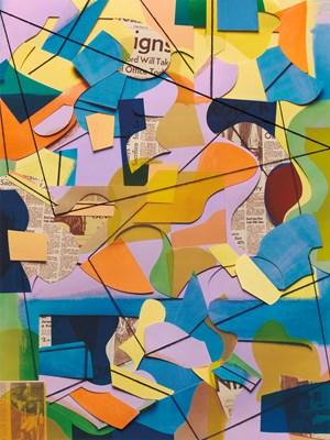 Handmade: Letter Rack by Vik Muniz contemporary artwork