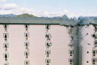 Collapsing World by Yuna Yagi contemporary artwork sculpture, print
