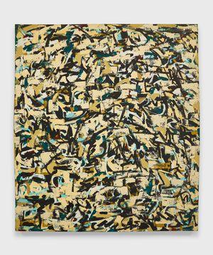 Enigma by Arthur Monroe contemporary artwork