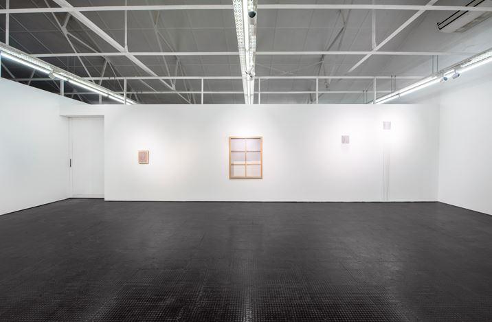 Exhibition view: Bonolo Kavula, sewedi sewedi, SMAC Gallery, Cape Town (6 March 2021–17 April 2021). Courtesy SMAC Gallery.
