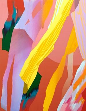 Moonflower II by Noël Skrzypczak contemporary artwork