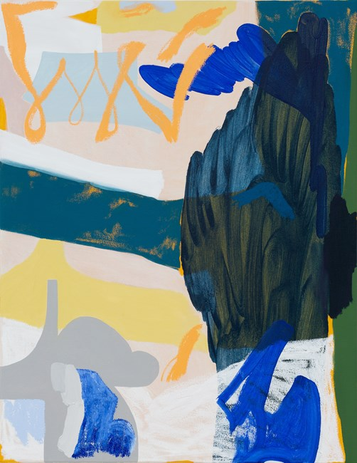 Demands of Modern Advantage by Tonee Messiah contemporary artwork