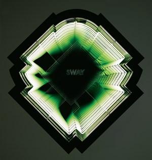 Sway (Grand Gateway) by Iván Navarro contemporary artwork