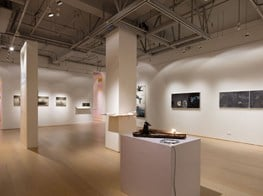 "Group Exhibition<br><em>Annals of Floating Island</em><br><span class=""oc-gallery"">Hanart TZ Gallery</span>"