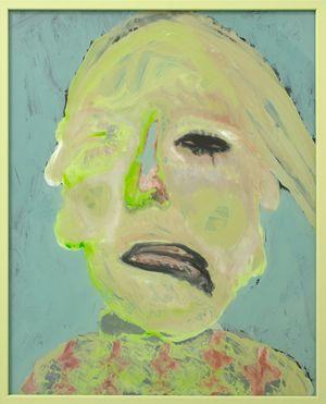 Something about the way I felt when I woke up by Hannah Ireland contemporary artwork