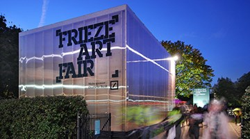 Contemporary art exhibition, Frieze London  at Ocula Private Sales & Advisory, London