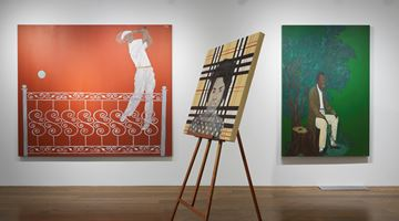 Contemporary art exhibition, Honor Titus, For Heaven's Sake at Timothy Taylor, New York