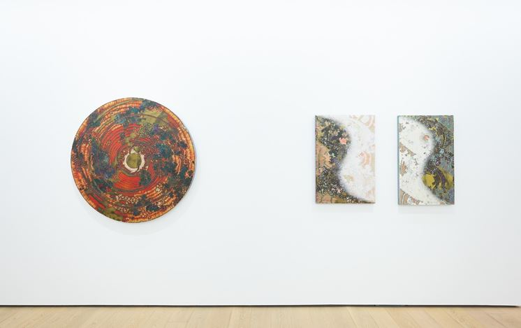 Exhibition view: Group exhibition, Intermixture Vol.2, Whitestone Gallery, Hong Kong (29 January–20 March 2021).Courtesy Whitestone Gallery.