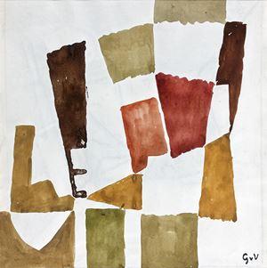Untitled-2 by Geer van Velde contemporary artwork