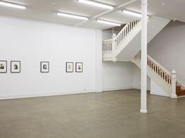 """John Stezaker<br><em>Collages</em><br><span class=""""oc-gallery"""">Starkwhite</span>"""