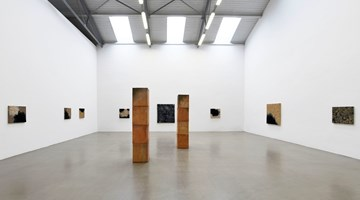 Contemporary art exhibition, Bosco Sodi, There will be light at Galerie Eigen + Art, Leipzig