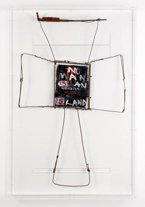 zero sum by Fiona Hall contemporary artwork