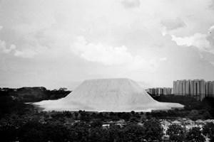 Bukit Panjang, Sand from Ulu Tiram by Robert Zhao Renhui contemporary artwork photography