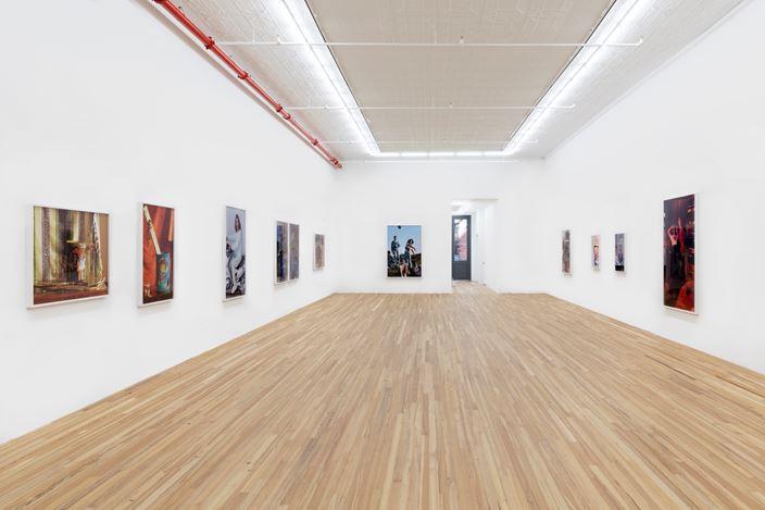 Exhibition view: Roe Etheridge,Sanctuary 2, Andrew Kreps Gallery, New York (6 September–2 November 2019). Courtesy the Artist and Andrew Kreps Gallery, New York. Photo: Dawn Blackman.
