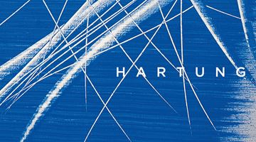 Contemporary art exhibition, Hans Hartung, Hans Hartung at Mazzoleni, Turin
