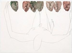 seventh people by Kawauchi Rikako contemporary artwork