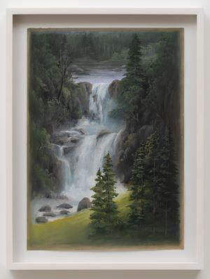 Cherry Falls by Neil Raitt contemporary artwork