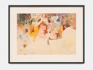 Coborarea norilor by Octav Grigorescu contemporary artwork