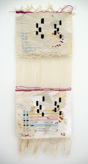 E by Ingrid Wiener contemporary artwork