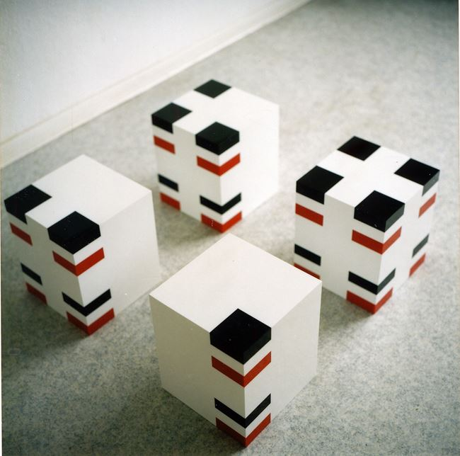 Skulptur 1 by Fritz Klingbeil contemporary artwork