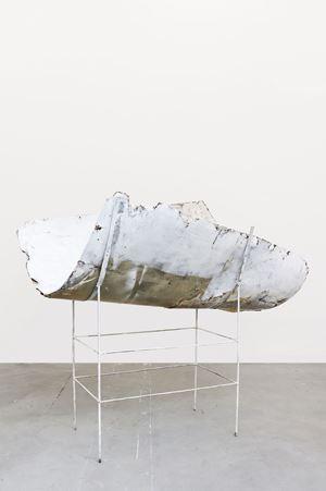 Hypertransformations sculpture / folding sculpture by Rudolf Polanszky contemporary artwork