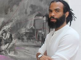 The migrant's journey: Artist Cosmo Whyte forges a new identity in a new land
