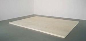 Untitled (Felt Floor) by Rachel Whiteread contemporary artwork