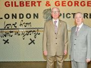 Gilbert & George Resign From Royal Academy of Art