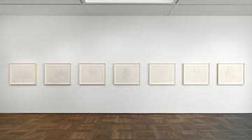 Contemporary art exhibition, Charles Gaines, Drawings at Hauser & Wirth, St. Moritz