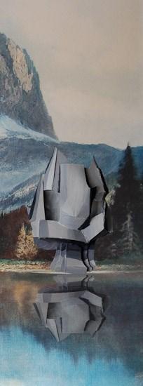 Sanski by Kate Woods contemporary artwork