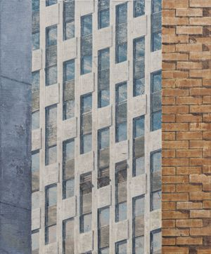 Work No. 68 by Suyoung Kim contemporary artwork
