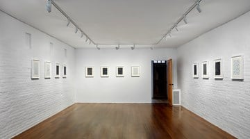 Contemporary art exhibition, Ding Yi, Appearance of Crosses at Timothy Taylor, New York
