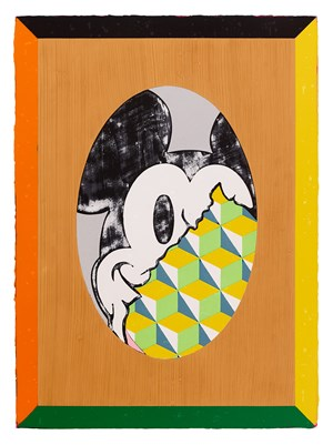 Extremely Rational Mickey 理性爆棚的米奇 by Lai Chiu-Chen contemporary artwork