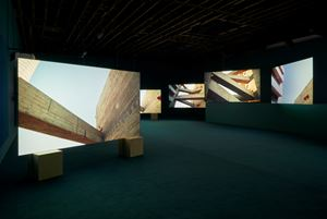 Lina Bo Bardi – A Marvellous Entanglement by Isaac Julien contemporary artwork