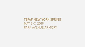 Contemporary art exhibition, TEFAF New York Spring 2019 at Perrotin, Paris