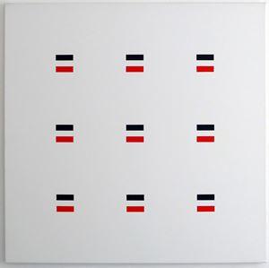 –900– by Fritz Klingbeil contemporary artwork