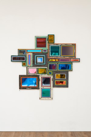 Usefulness of Uselessness - Varied Window No. 8 by Song Dong contemporary artwork