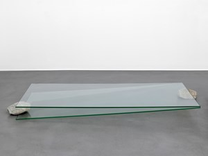 Situation - glass and stone by Keiji Uematsu contemporary artwork