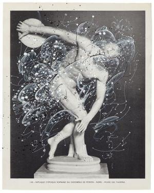 MUSÉE IMAGINAIRE, Plate 180 by Ann-Marie James contemporary artwork