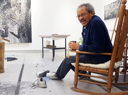 Jack Whitten, Beloved Painter of Abstract Cosmologies, Dies at 78