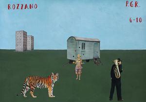 Rozanno, Per Grazia Ricevuta by Paolo Ventura contemporary artwork