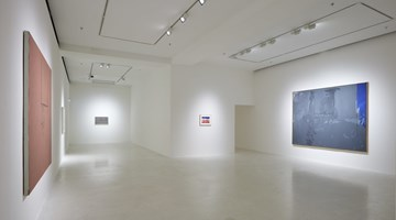 "Contemporary art exhibition, Robert Motherwell, ARRIVING AT REALITY: Robert Motherwell's ""Open Paintings"" and Related Collages at Pearl Lam Galleries, Hong Kong"