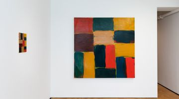 Contemporary art exhibition, Sean Scully, Wall Big And Small at Lisson Gallery, East Hampton, USA
