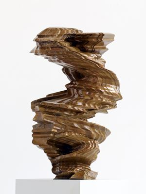 Stack by Tony Cragg contemporary artwork sculpture