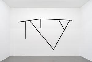 Porte VI by William Tucker contemporary artwork