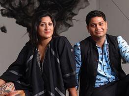 Prateek and Priyanka Raja: Gallery as Incubator
