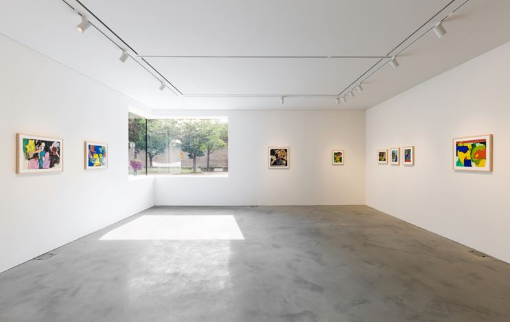 Exhibition View: Wook-kyung Choi, Wook-kyung Choi, Kukje Gallery K1, Seoul (18 June–31 July 2020). Courtesy Kukje Gallery.